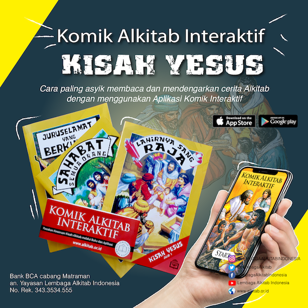 Bundle komik Interaktif